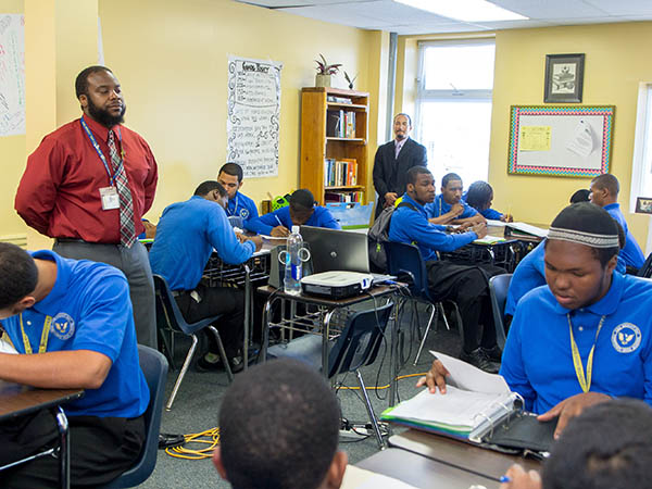 In America, Only 12% of Eighth Grade Black Boys Read Proficiently