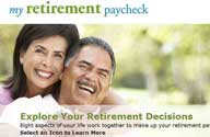 The website My Retirement Paycheck is recommended for help with spotting and protecting yourself against investment fraud.