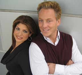 Tamsen Fadal and Matt Titus