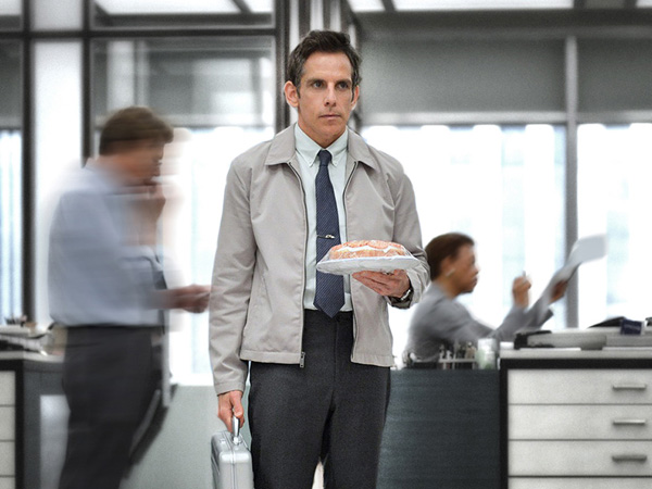"This film image released by 20th Century Fox shows Ben Stiller in ""The Secret Life of Walter Mitty."" (AP Photo/20th Century Fox, Wilson Webb)"