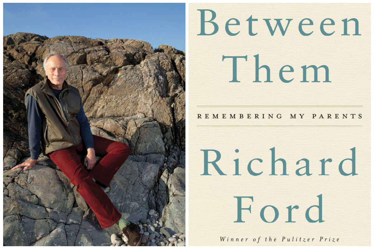 Richard Ford´s latest book is a memoir about his parents.