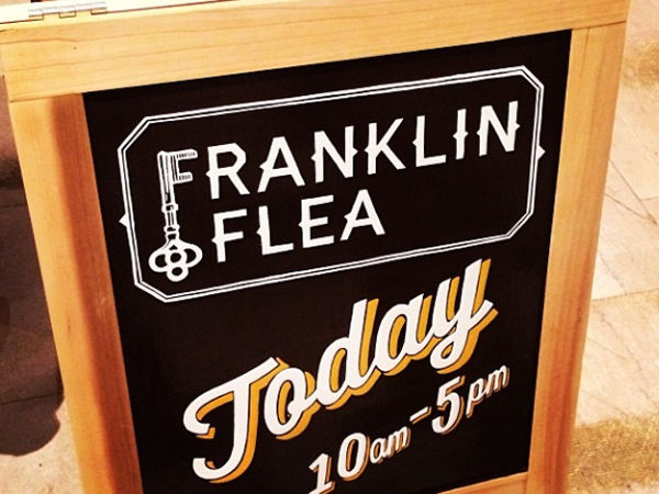 Franklin Flea makes its way to the suburbs.