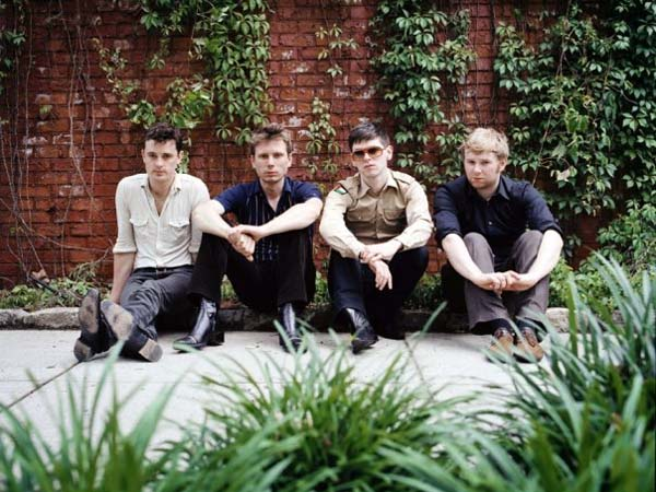 Franz Ferdinand will play the Tower Theater in October.