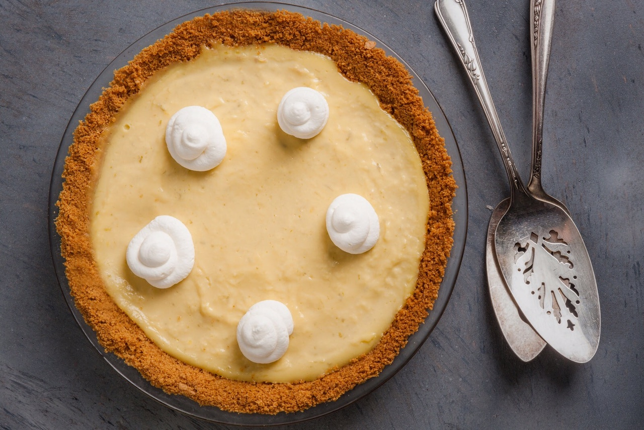 Magic Key Lime Pie