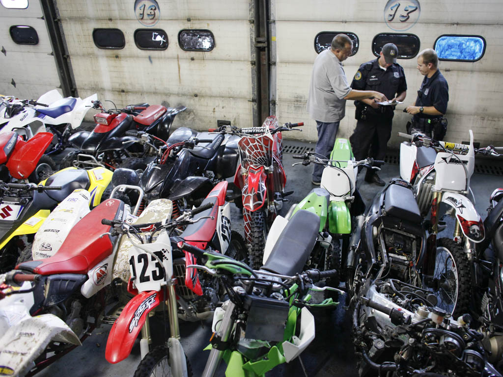 Bikes For Sale In Philadelphia Nearly three dozen dirt bikes