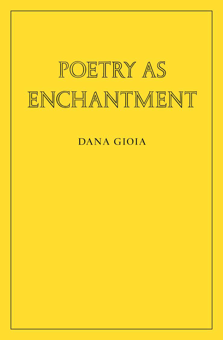 dana gioia Poems - essay - more poems - bio - reviews - interview - readings revision and inspiration, a reflection on the writing process by dana gioia.