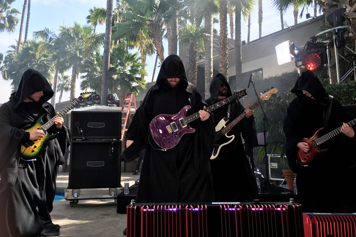 The Force is with local Star Wars cover band Galactic ...