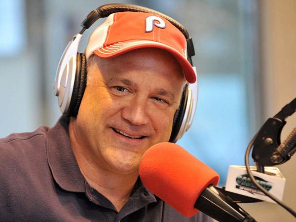 Glen Macnow, of WIP Sportsradio. (Sharon Gekoski-Kimmel / Staff Photographer)