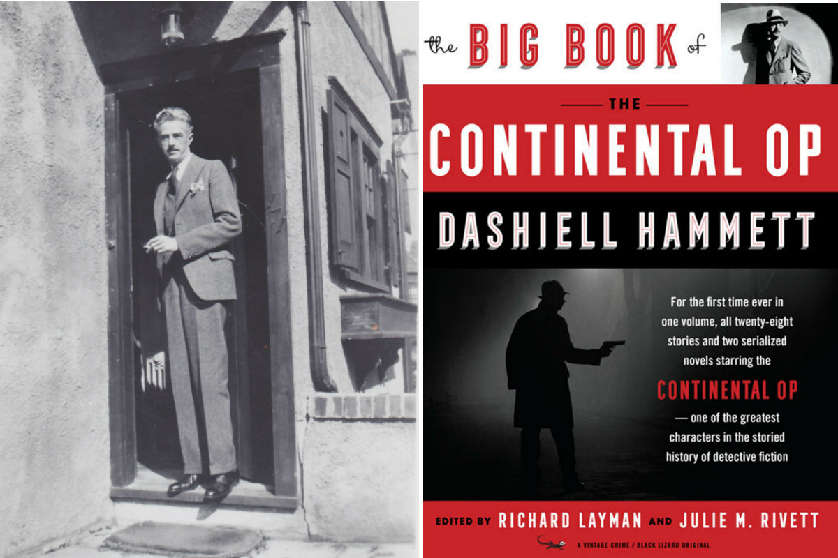 Understanding what a hard boiled detective is in continental op by dashiell hammett