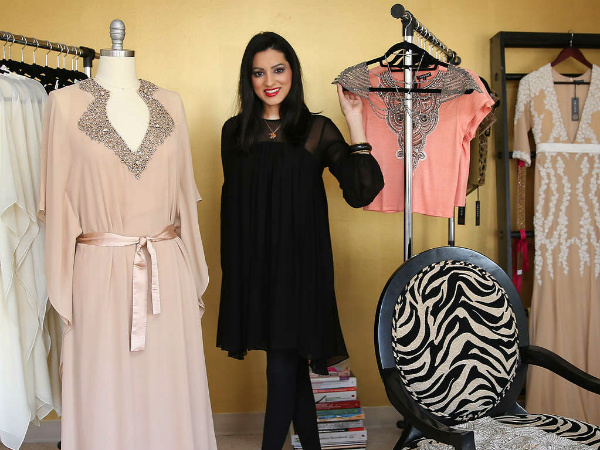 Clothing Designers In New York Fashion designer debuts new