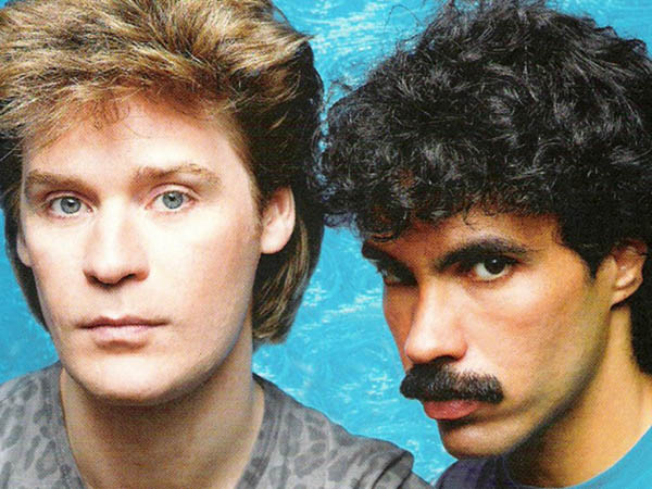 Philadelphia´s Hall & Oates are among the lineup for this year´s Outside Lands Festival in California.