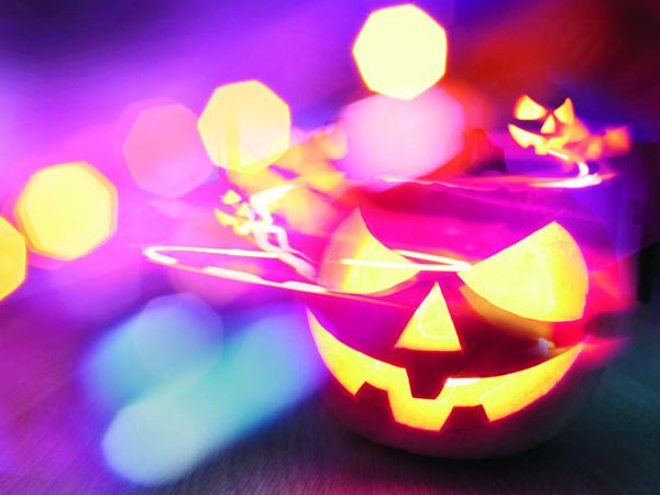 Halloween in Manayunk.