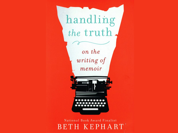 "Book cover for ""Handling the Truth."""