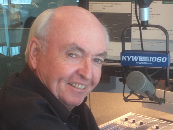 Harry Donahue of KYW.