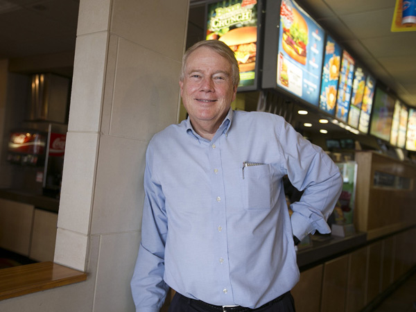 Robert Mayfield owns several Dairy Queen restaurants, but is delaying opening another one because of the confusion surrounding new healthcare legislation. He is shown at one of his restaurants in Austin, Texas, on September 11, 2013. (Deborah Cannon/Austin American-Statesman/MCT)