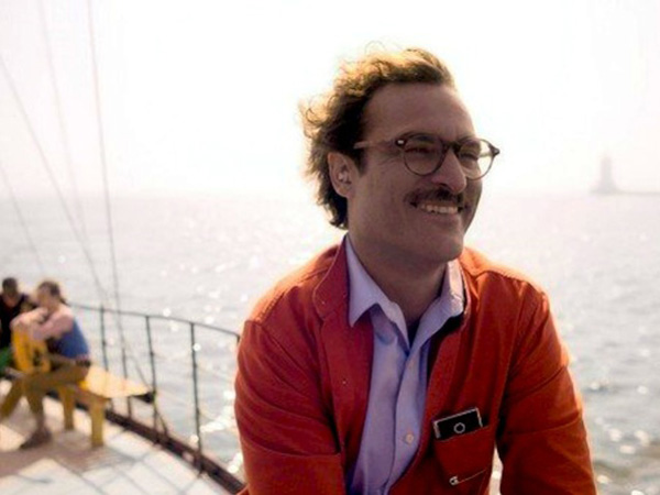 "A still from Spike Jonze´s movie ""Her"" starring Joaquin Phoenix."