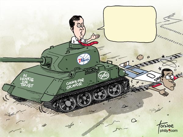 Hinkie Sixers tank