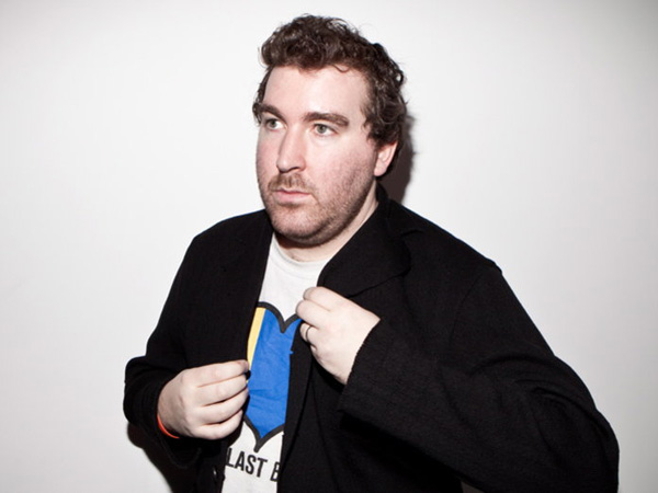 Joe Goddard of Hot Chip.