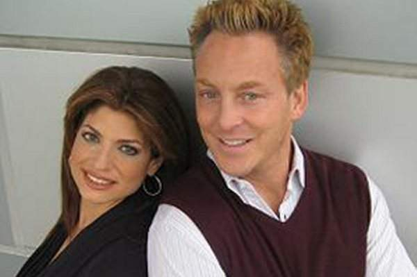 Tamsen Fadal, Matt Titus: getting a divorce.