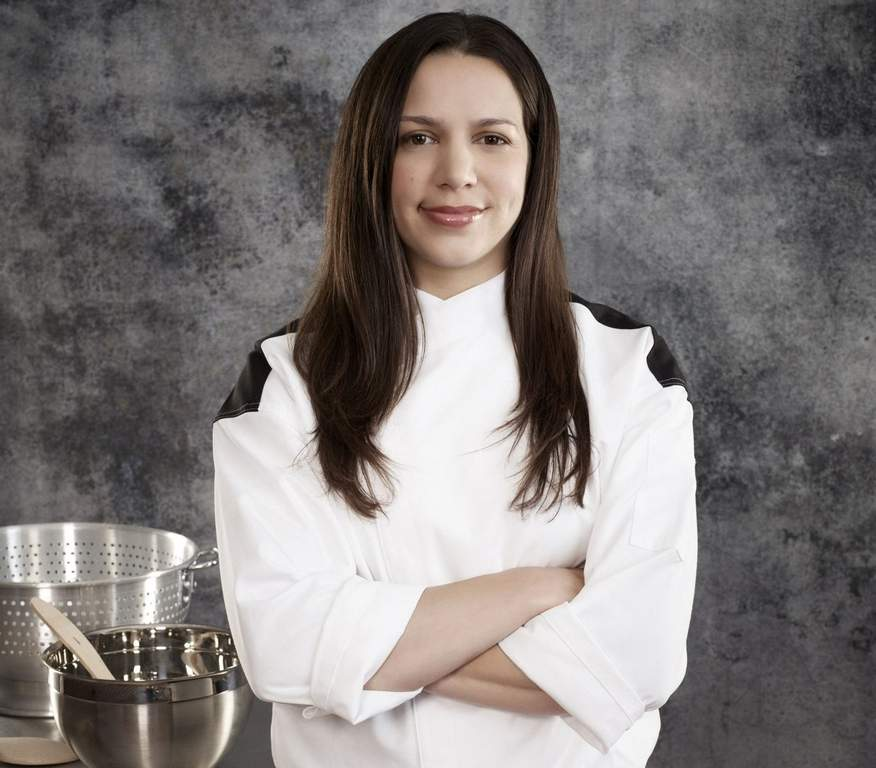 "Christina Wilson, who went to Temple, will tangle on Gordon Ramsay's ""Hell's Kitchen"" beginning Monday."