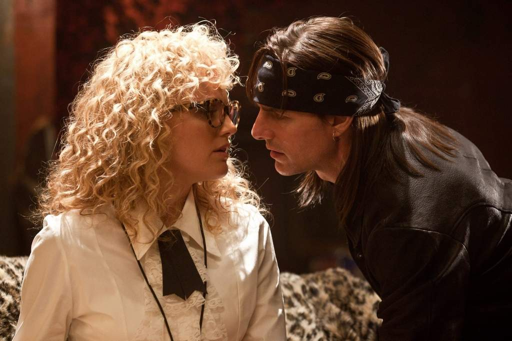 "ROA-006234 (L-r) MALIN AKERMAN as Constance Sack and TOM CRUISE as Stacee Jaxx in New Line Cinema´s rock musical ""ROCK OF AGES,"" a Warner Bros. Pictures release."