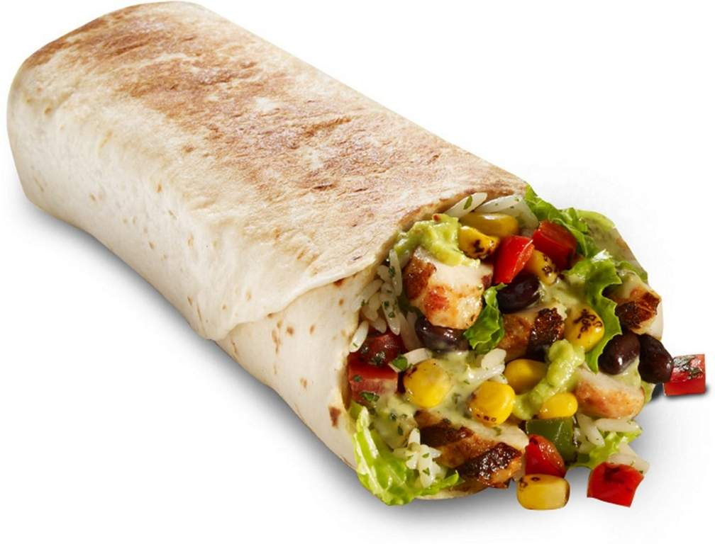 Chain GangTaco Bell Cantina Burrito