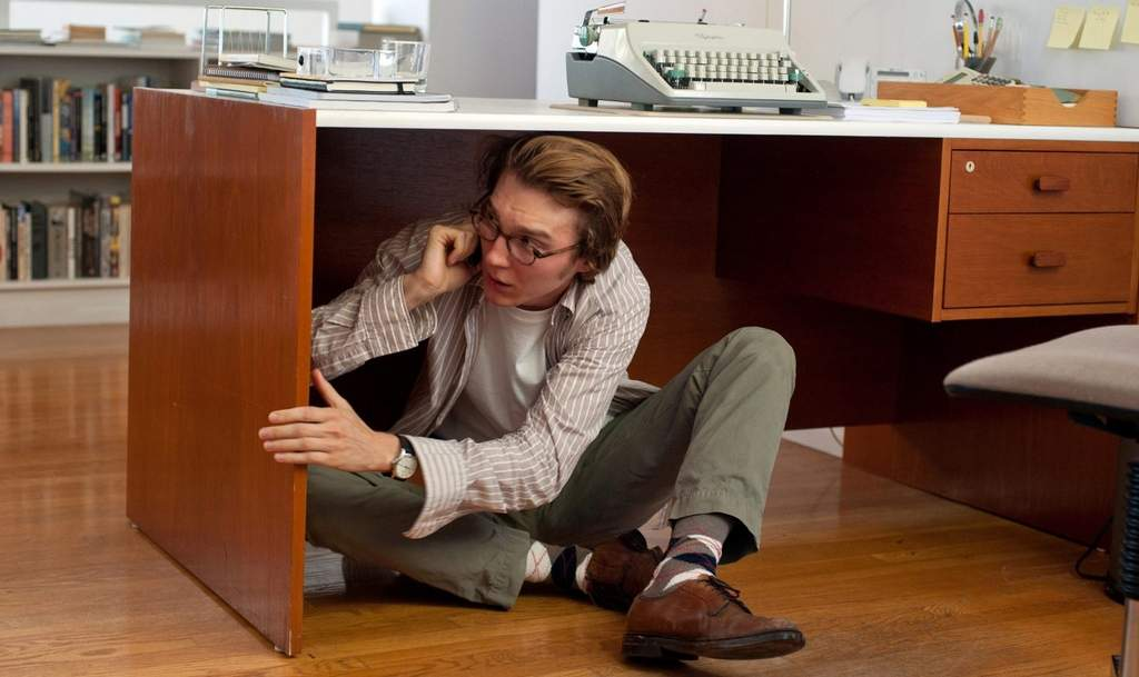 Paul Dano portrays a frustrated writer who creates the perfect woman.