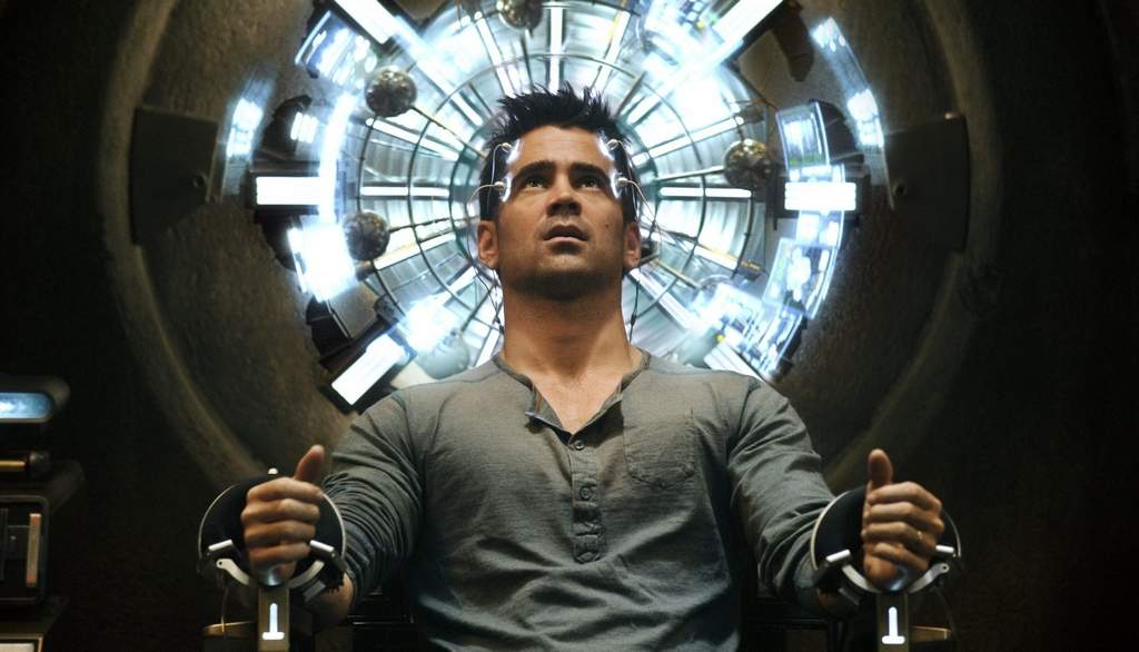 Colin Farrell stars in the remake of one of Arnold Schwarzenegger&acute;s better movies. <br /><br />ASSOCIATED PRESS