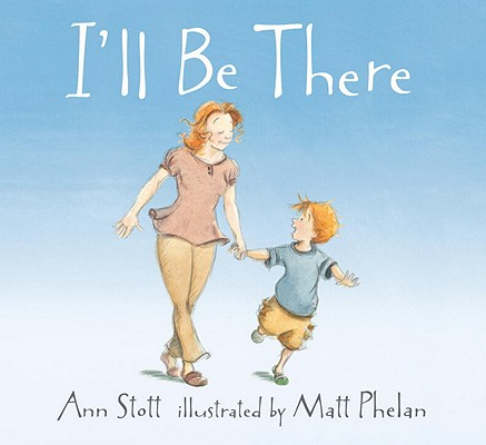 "Matt Phelan illustrated ""I´ll Be There"" and will discuss his work this Sunday at the Main Line Art Center."