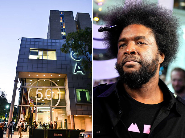 Questlove will help ring in the inaugural 50th celebration at Philadelphia´s ICA.