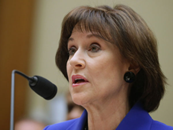 Former IRS official Lois Lerner.