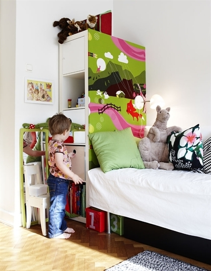 Kid-friendly IKEA hacks