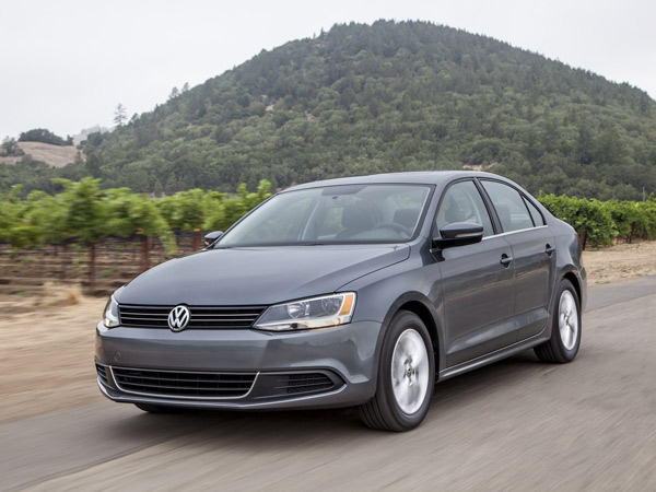 The 2014 Volkswagen Jetta TDI Value Edition offers the same diesel engine used across VW´s lineup in a stripped-down package with an aggressive price: about $22,000. Pictured is the standard Jetta. (Volkswagen/MCT)