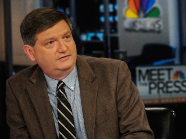 James Risen on NBCUniversal´s Meet the Press.
