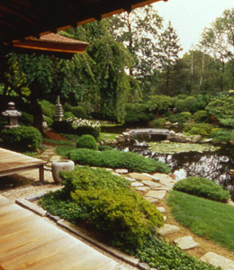 The japanese house and garden shofuso philly for Japanese house garden