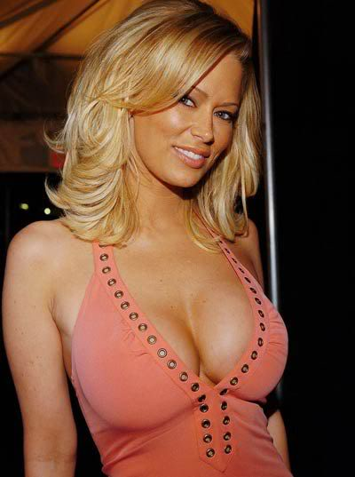 Jenna Jameson, the porn queen turned actress and best-selling author,