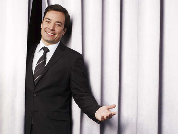 Jimmy Fallon (AP Photo/NBC, Andrew Eccles)