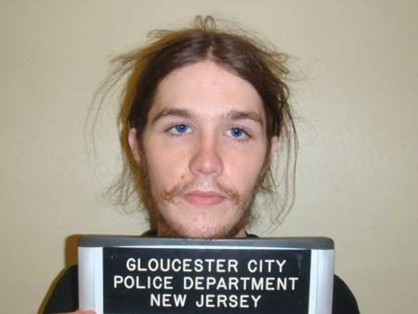John E. Reed is charged in the robbery of an 80-year-old woman in Gloucester City. (Courtesy of Gloucester City police)