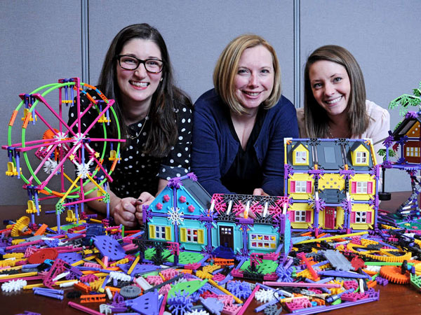 Construction Toys For Girls : How a hatfield company designed its construction toys for