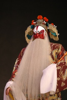 Kang Wansheng, who will perform with the Philadelphia Chinese Opera Society