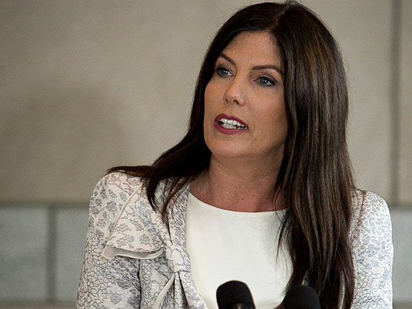 Pennsylvania Attorney General Kathleen Kane