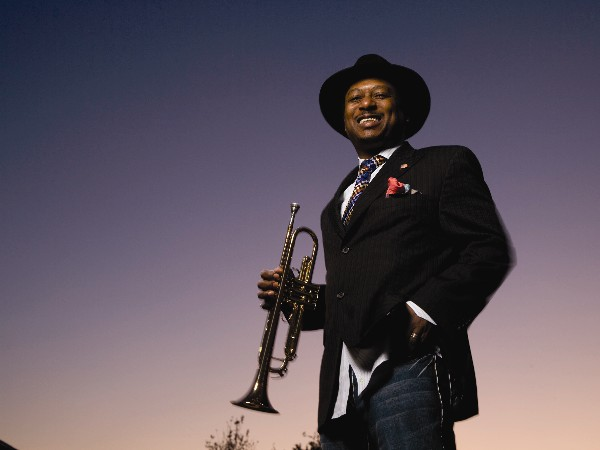 Kermit Ruffins & the BBQ Swingers will perform at the Blockley in University City Wednesday evening.