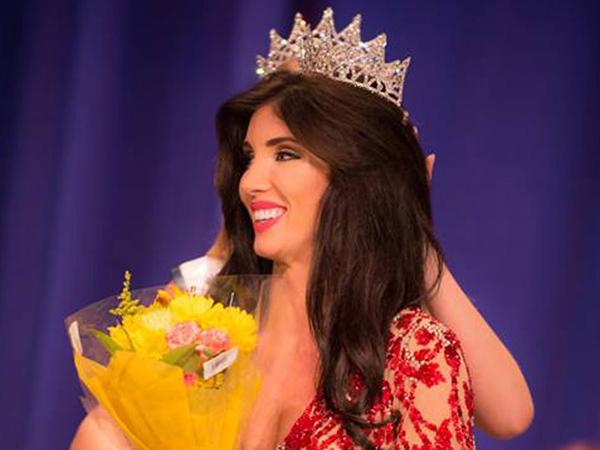 Khari Siegfried, Miss Pennsylvania