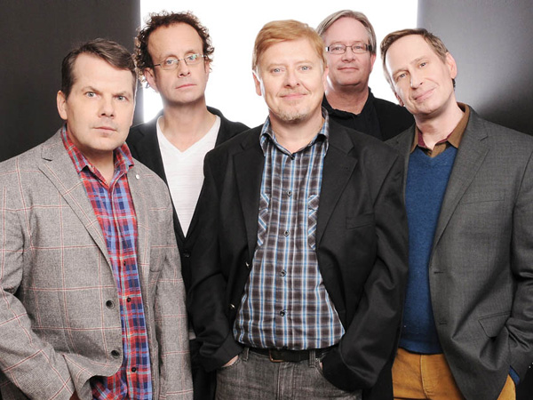 Kids in the Hall, featuring Bruce McCulloch, Kevin McDonald, Dave Foley, Mark McKinney and Scott Thompson, will perform at the Merriam on June 8.