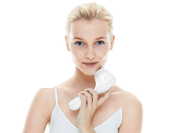 Winter´s cold can leave skin dry and needing help to get ready for spring. Try skin revitalizing products such as the Clarisonic brush. (Pittsburgh Post-Gazette/MCT)