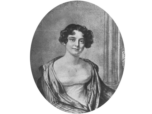 Lady Jane Franklin.