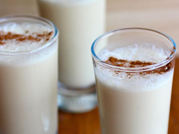 Latin America has many versions of eggnog for you to try.