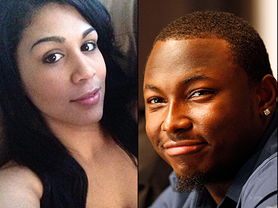 LeSean McCoy fights with baby mama on Twitter, deletes account