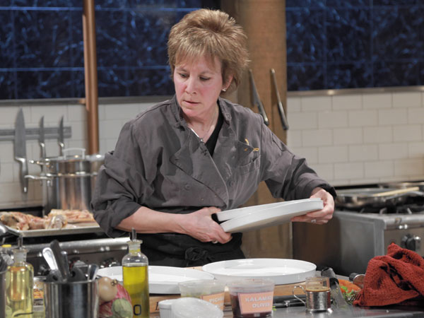 Lisa Savage, chef of Ventnor´s Sage and Lisa´s Market,  will be on Chopped.