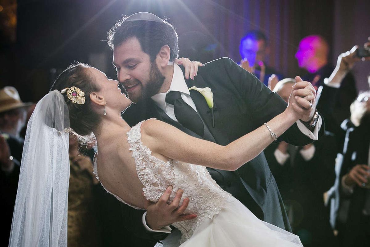 Evin kozak wedding